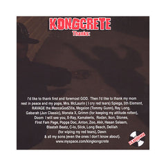 <!--2008070855-->Kong - 'Shackles Off' [CD]