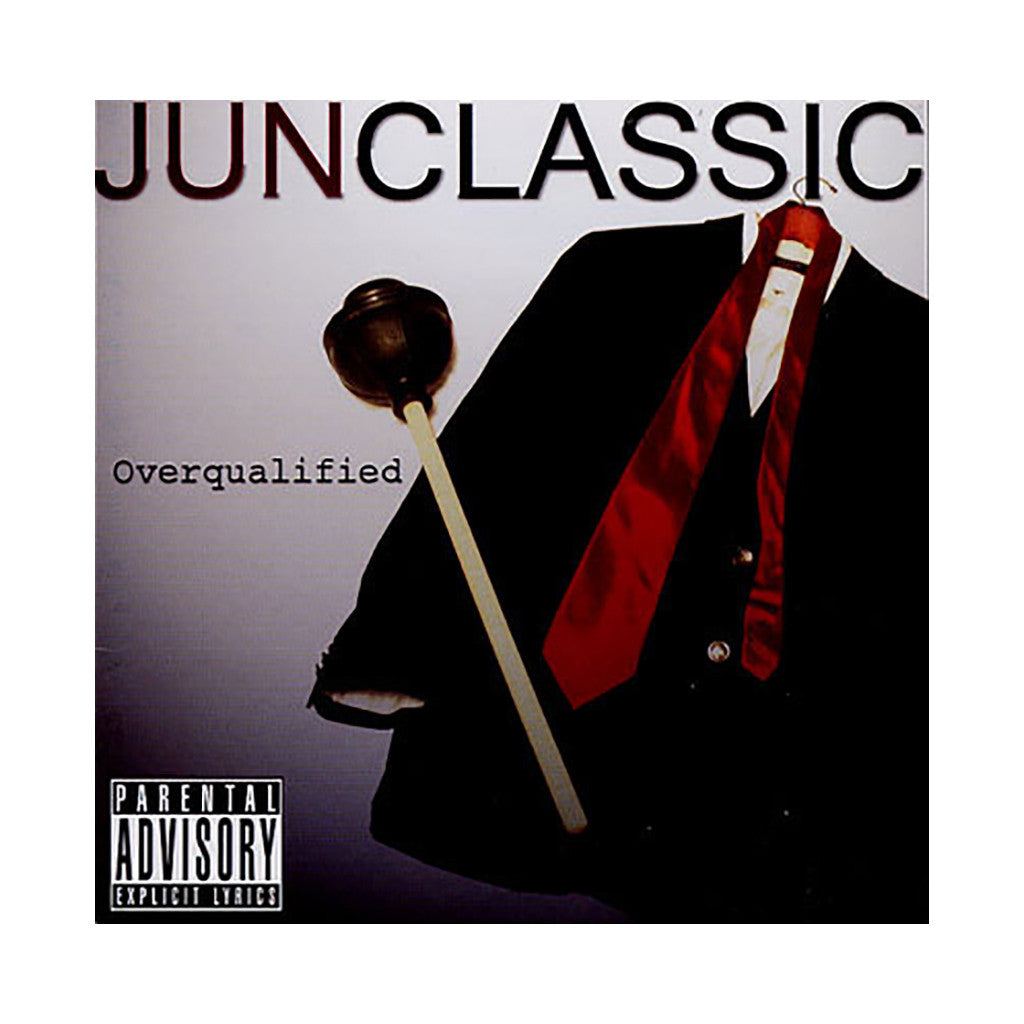 <!--020081021015031-->Junclassic - 'Overqualified' [CD]