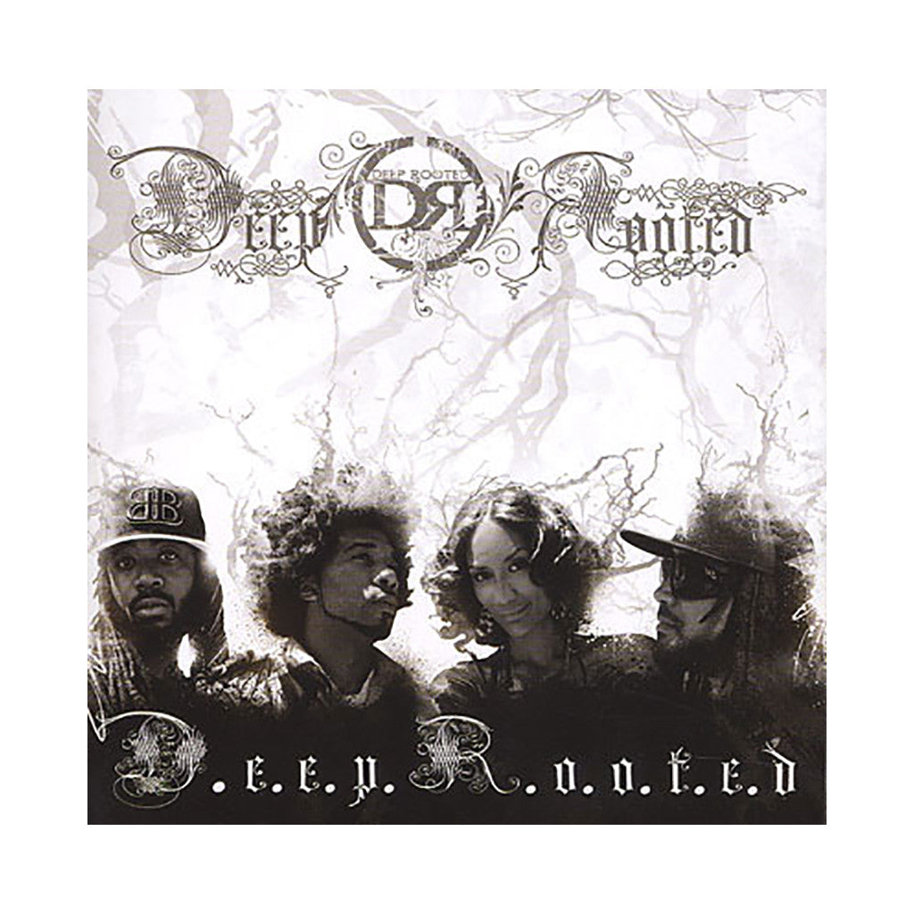 Deep Rooted - 'D.E.E.P. R.O.O.T.E.D.' [CD]