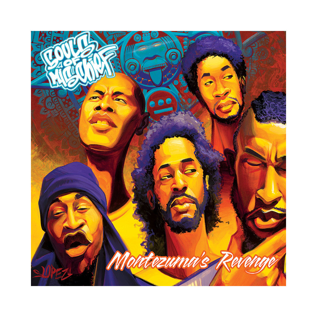 <!--2009112456-->Souls Of Mischief - 'Postal' [Streaming Audio]