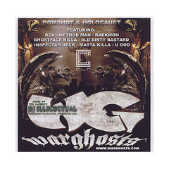 Warghosts - 'Tha Mixtape' [CD]