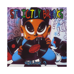 <!--020000101012799-->Strictly Breaks - 'Vol. 09' [(Black) Vinyl LP]