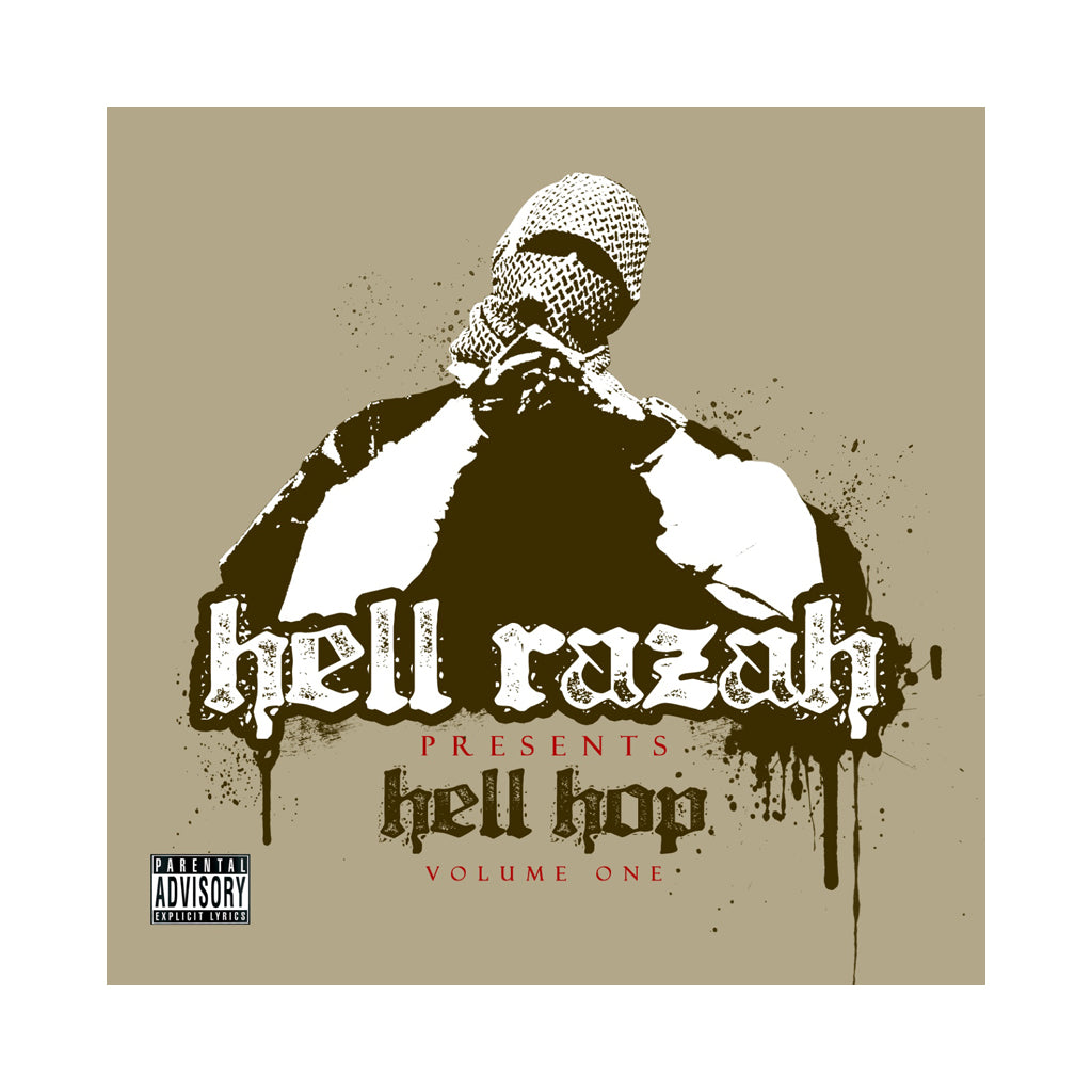Hell Razah - 'Hell Hop Vol. 1' [CD]