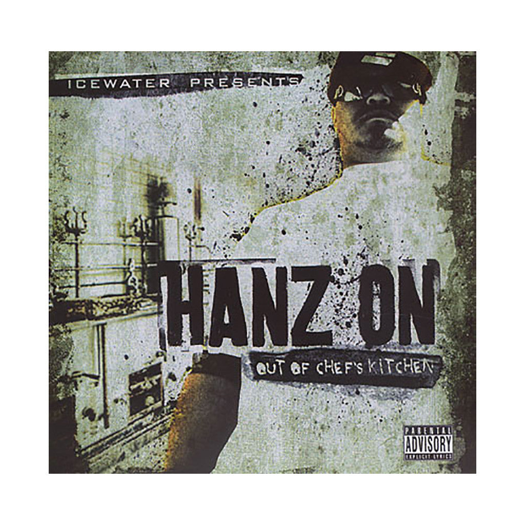 <!--020100216020640-->Hanz On (Icewater Presents) - 'Out Of Chef's Kitchen' [CD]