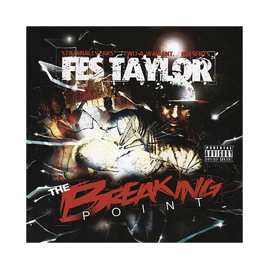 Fes Taylor - 'The Breaking Point' [CD]