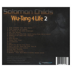 <!--120130305053907-->Solomon Childs - 'Wu-Tang 4 Life 2' [CD]