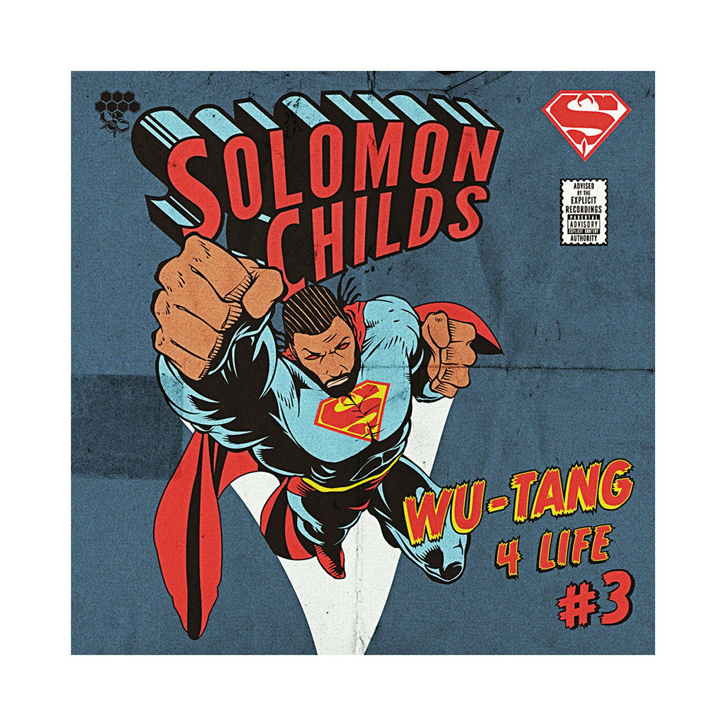 <!--2013111247-->Solomon Childs - 'Wu-Tang 4 Life 3' [CD]