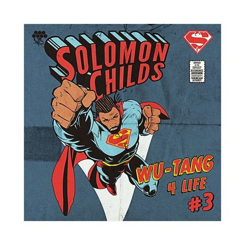 "[""Solomon Childs - 'Wu-Tang 4 Life 3' [CD]""]"