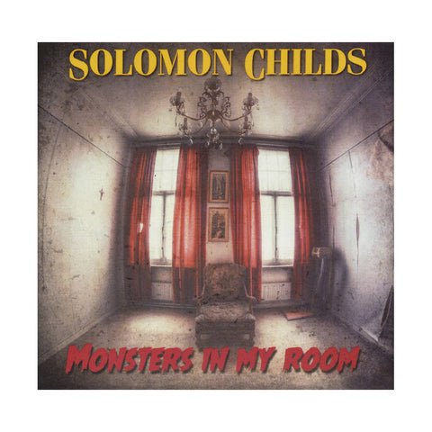 "[""Solomon Childs - 'Monsters In My Room' [CD]""]"