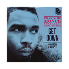 "<!--020140419062425-->Pharoahe Monch - 'Get Down' [(Black) 7"""" Vinyl Single]"