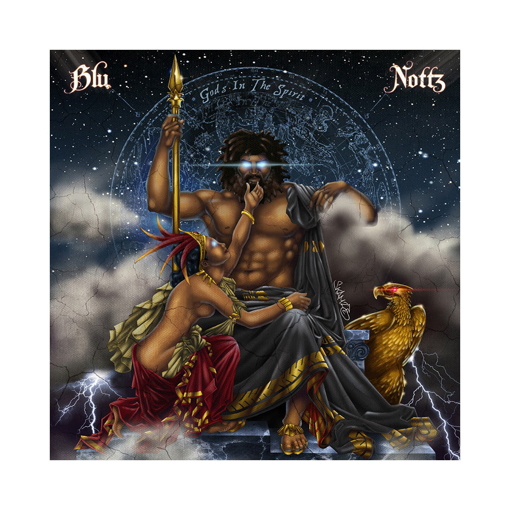 <!--2014061720-->Blu & Nottz - 'End of the World (INSTRUMENTAL)' [Streaming Audio]