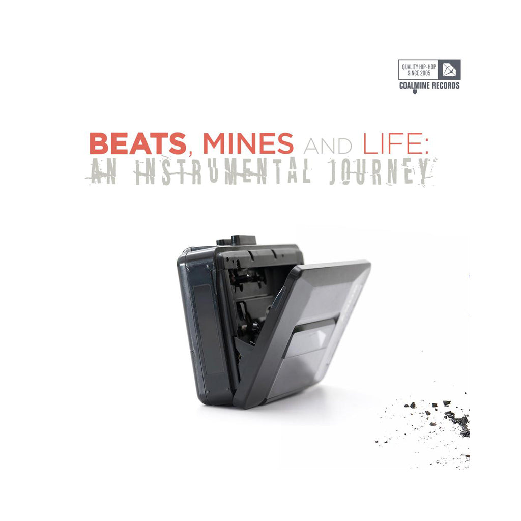 Various Artists - 'Beats, Mines and Life: An Instrumental Journey' [Cassette Tape]