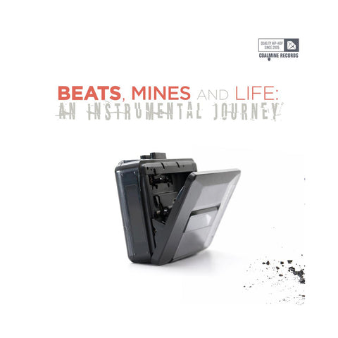 "[""Various Artists - 'Beats, Mines and Life: An Instrumental Journey' [Cassette Tape]""]"