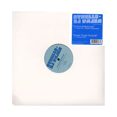 "Othello & DJ Vajra - 'Active Balanced/ Same Team Suckas' [(Black) 12"" Vinyl Single]"