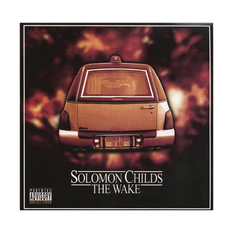 "[""Solomon Childs - 'The Wake' [CD [2CD]]""]"