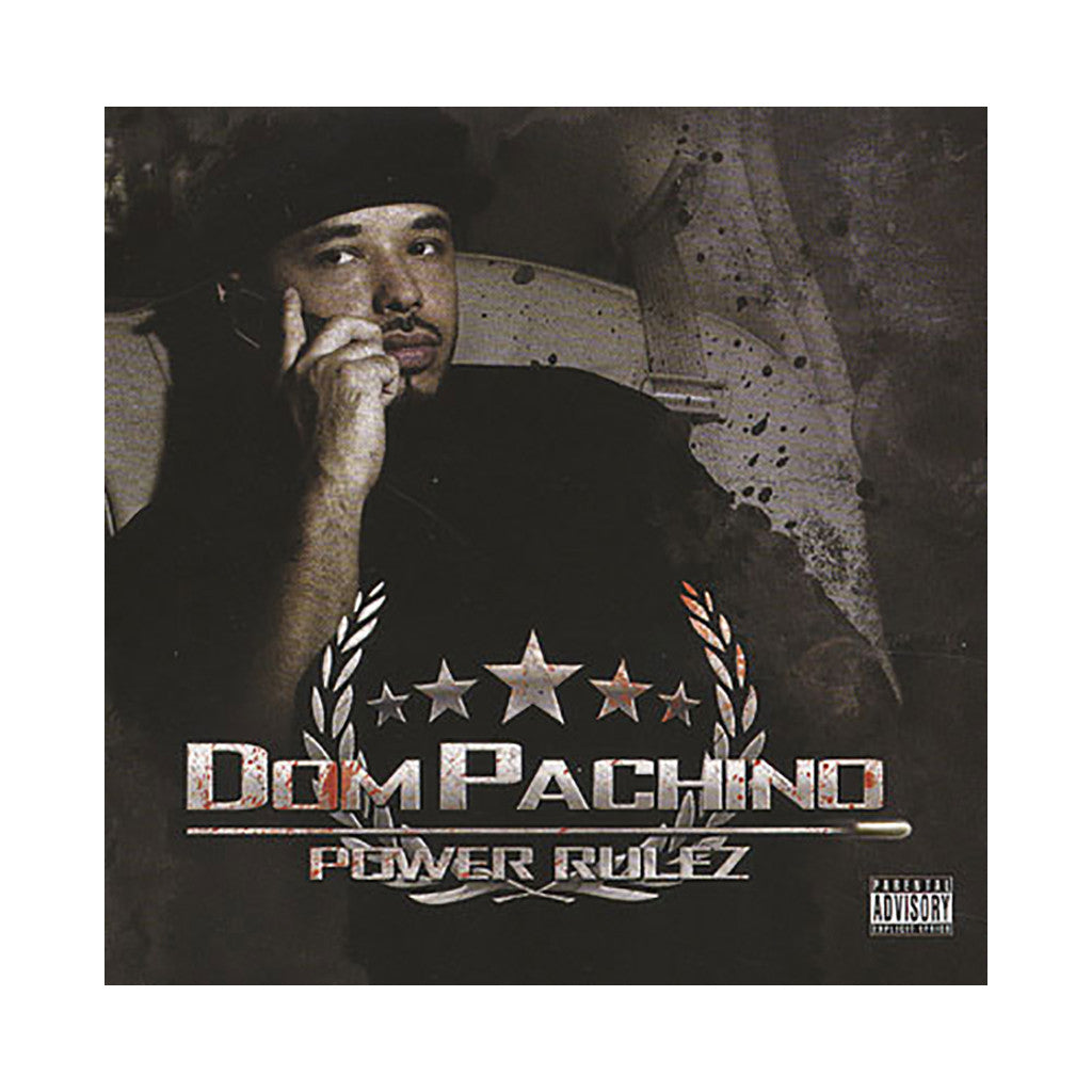 <!--020081111015045-->Dom Pachino - 'Power Rulez' [CD]
