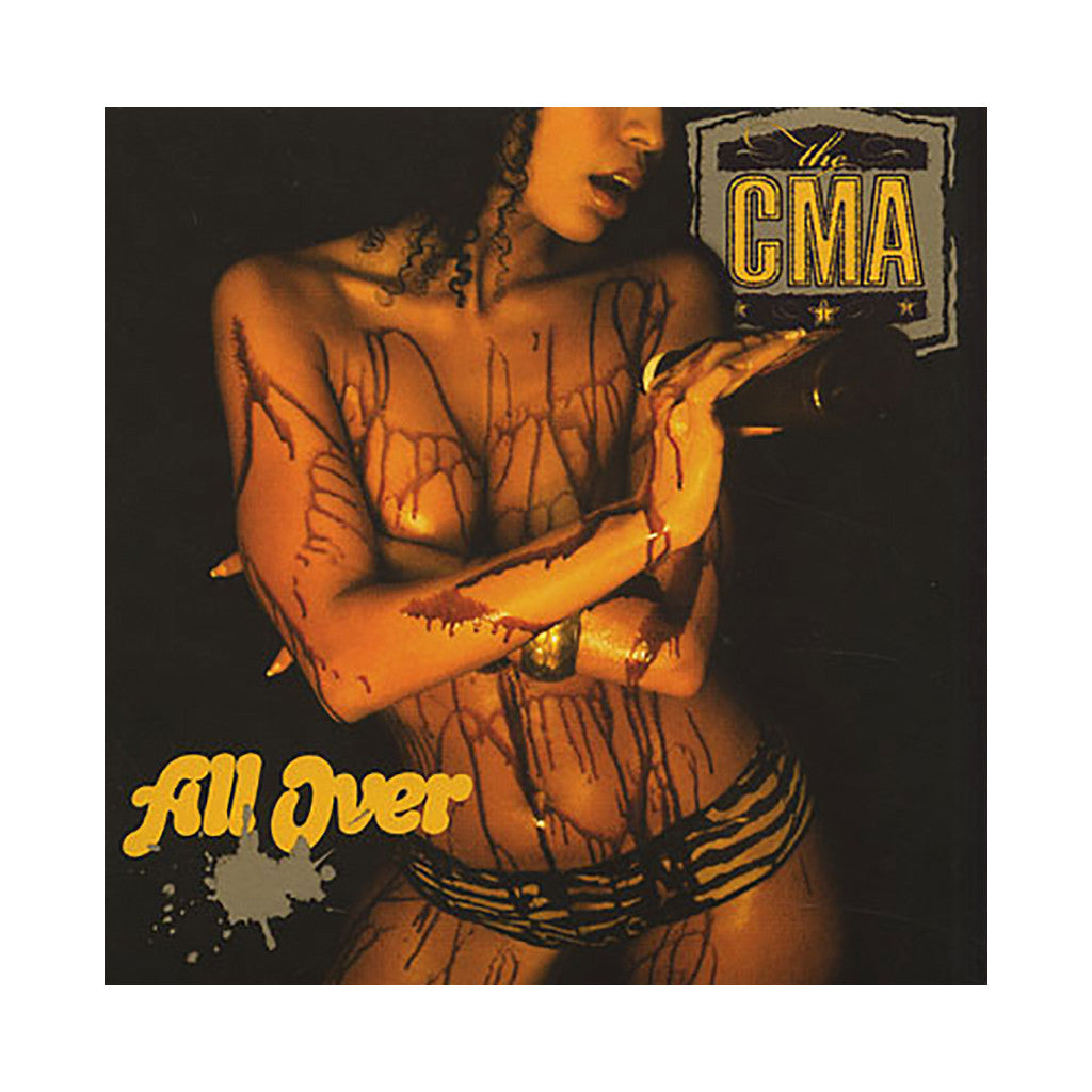 CMA - 'All Over' [(Black) Vinyl [2LP]]