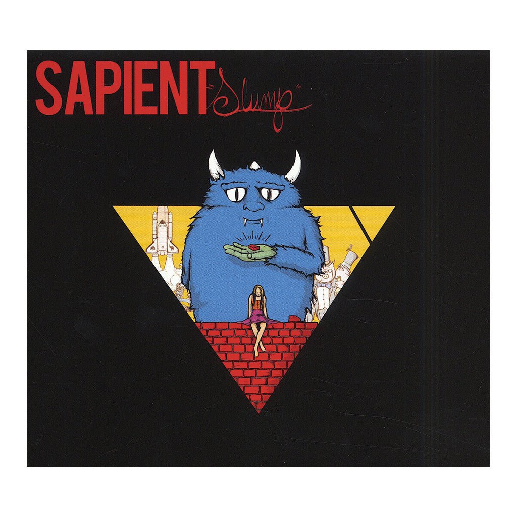 <!--2013021929-->Sapient - 'Slump' [CD]