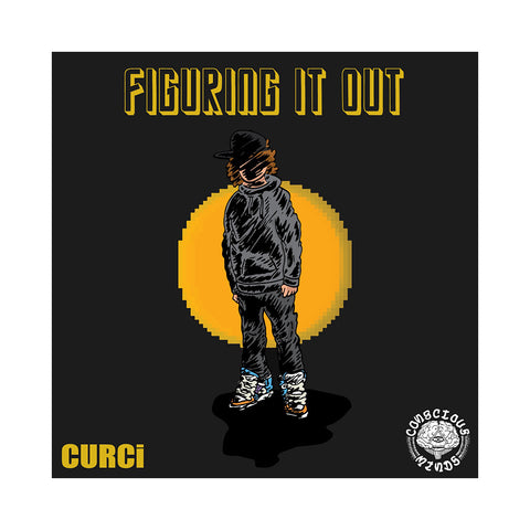 Curci - 'Figuring It Out' [CD]