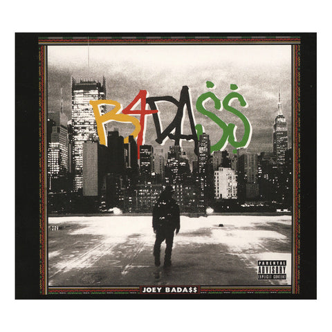 Joey Bada$$ - 'B4.DA.$$' [CD]