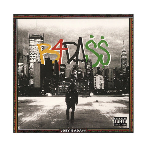Joey Bada$$ - 'B4.DA.$$' [(Black) Vinyl [2LP]]