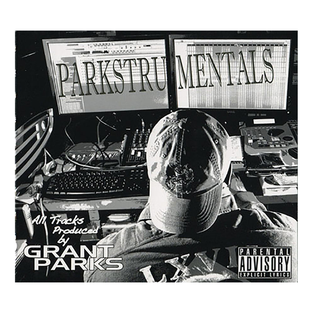 <!--2011080647-->Grant Parks - 'The Rap Game' [Streaming Audio]