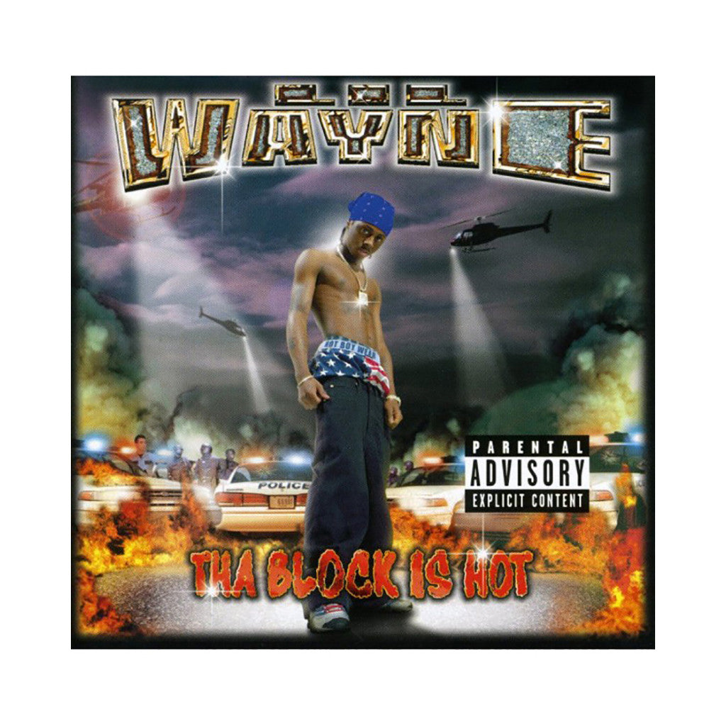 <!--119991102002458-->Lil Wayne - 'Tha Block Is Hot' [CD]