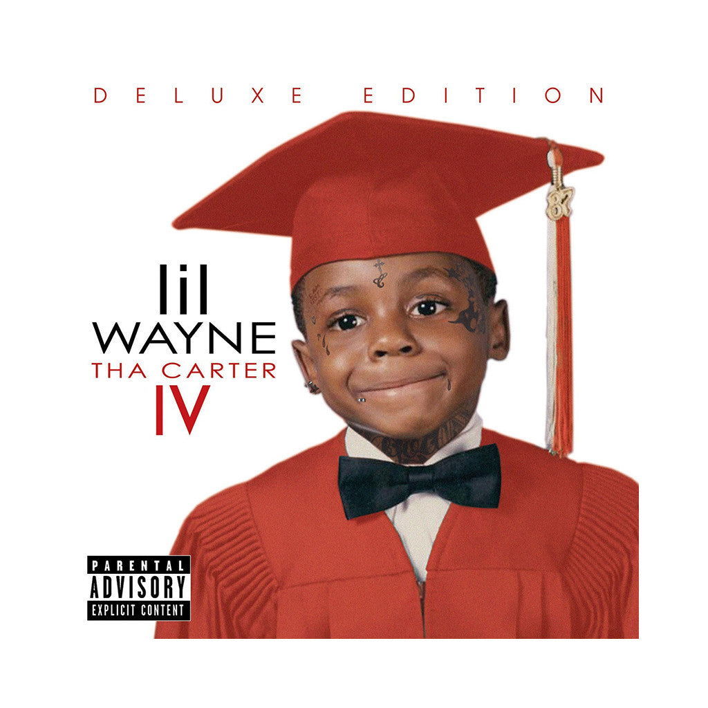 Lil Wayne - 'Tha Carter IV (Deluxe Edition)' [(Red) Vinyl [2LP]]