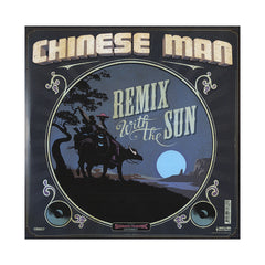 Chinese Man - 'Racing With The Sun + Remix With The Sun' [(Black) Vinyl [3LP]]