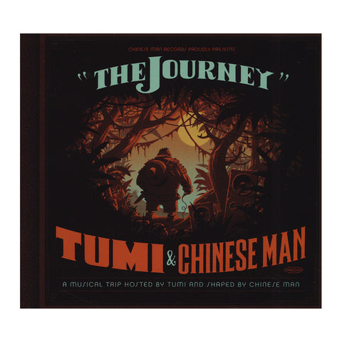 Tumi & Chinese Man - 'The Journey (Lost Mix) (INSTRUMENTAL)' [Streaming Audio]