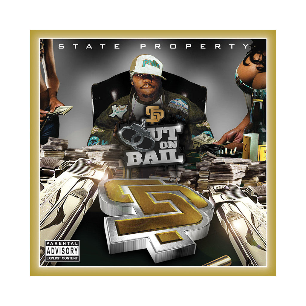 State Property - 'Out On Bail' [CD]