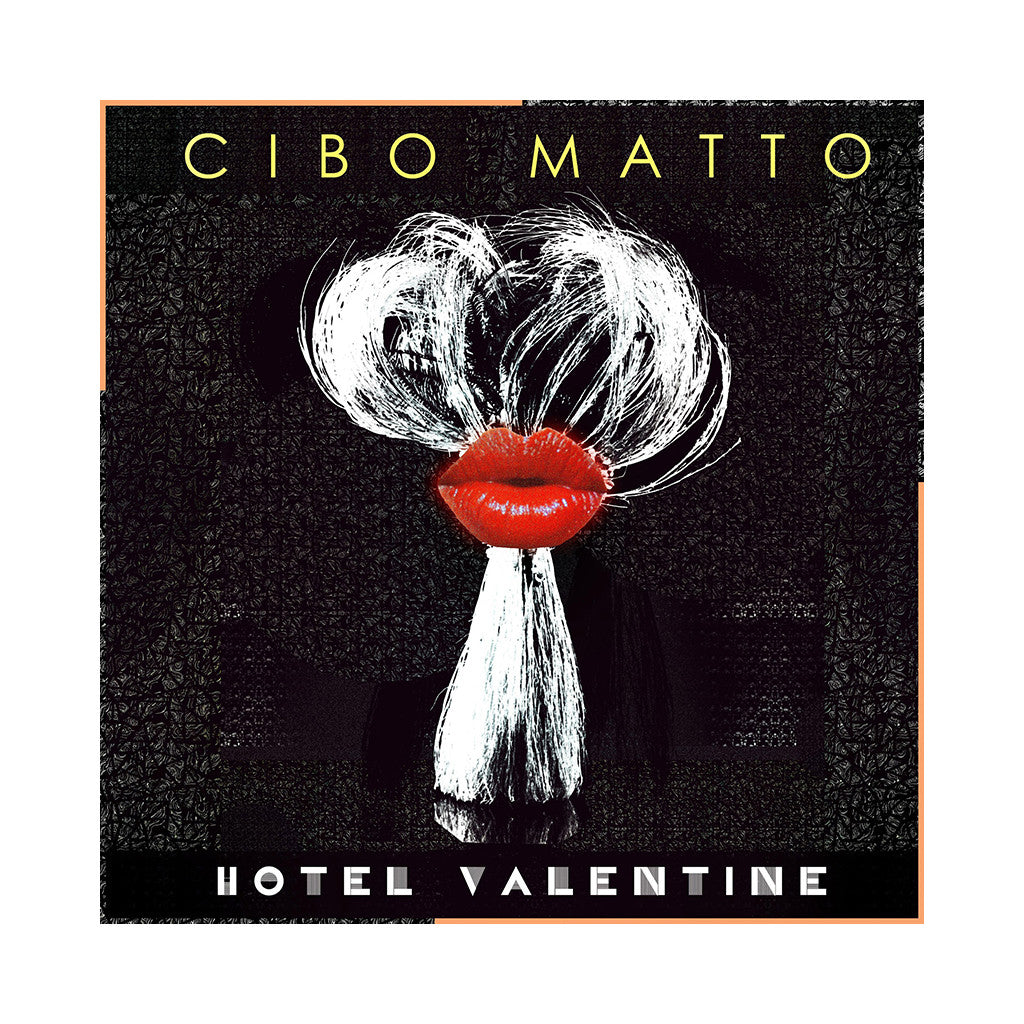 <!--020140211062307-->Cibo Matto - 'Hotel Valentine' [(Clear Yellow) Vinyl LP]
