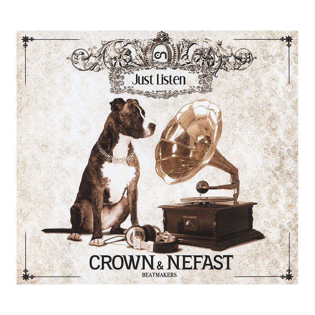 <!--020100607004103-->Crown & Nefast - 'Just Listen' [CD]