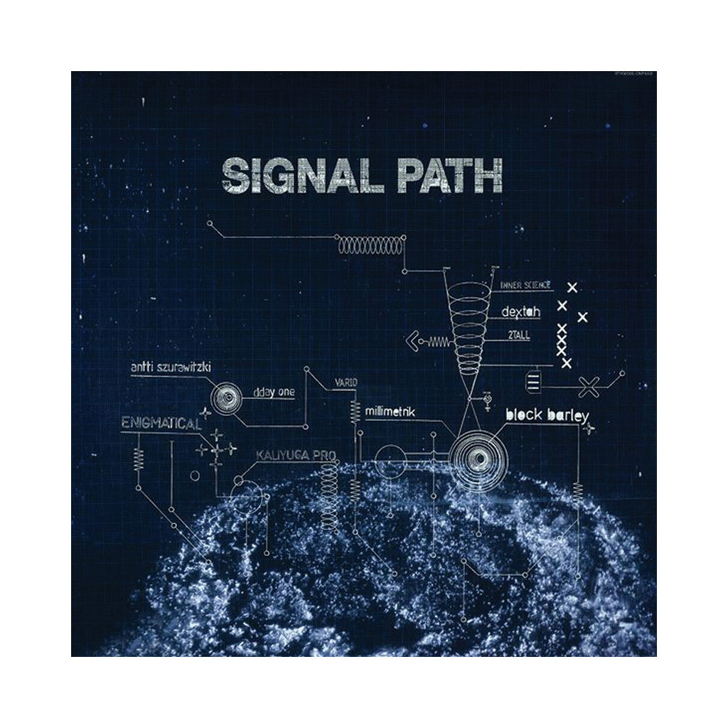 Various Artists - 'Signal Path' [(Black) Vinyl [2LP]]