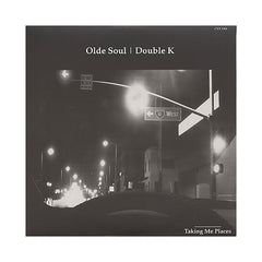 "<!--020081111015353-->Olde Soul b/w Double K - 'Taking Me Places/ Along The Way b/w Face To Face/ Bonus Beat' [(Black) 7"" Vinyl Single]"