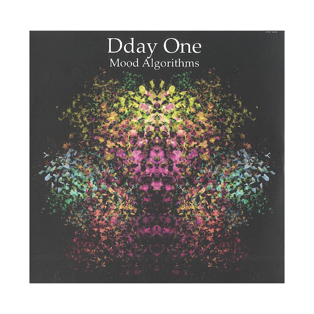 Dday One - 'Mood Algorithms' [(Black) Vinyl LP]