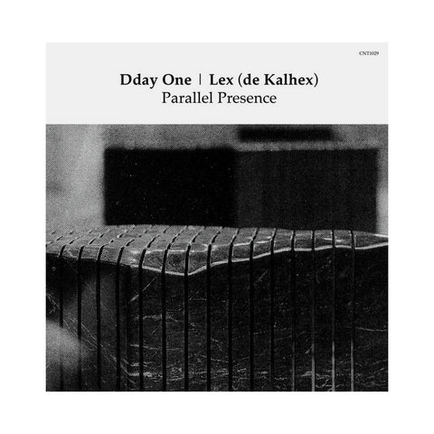 "Dday One & Lex (de Kalhex) - 'Parallel Presence' [(Black) 7"" Vinyl Single]"
