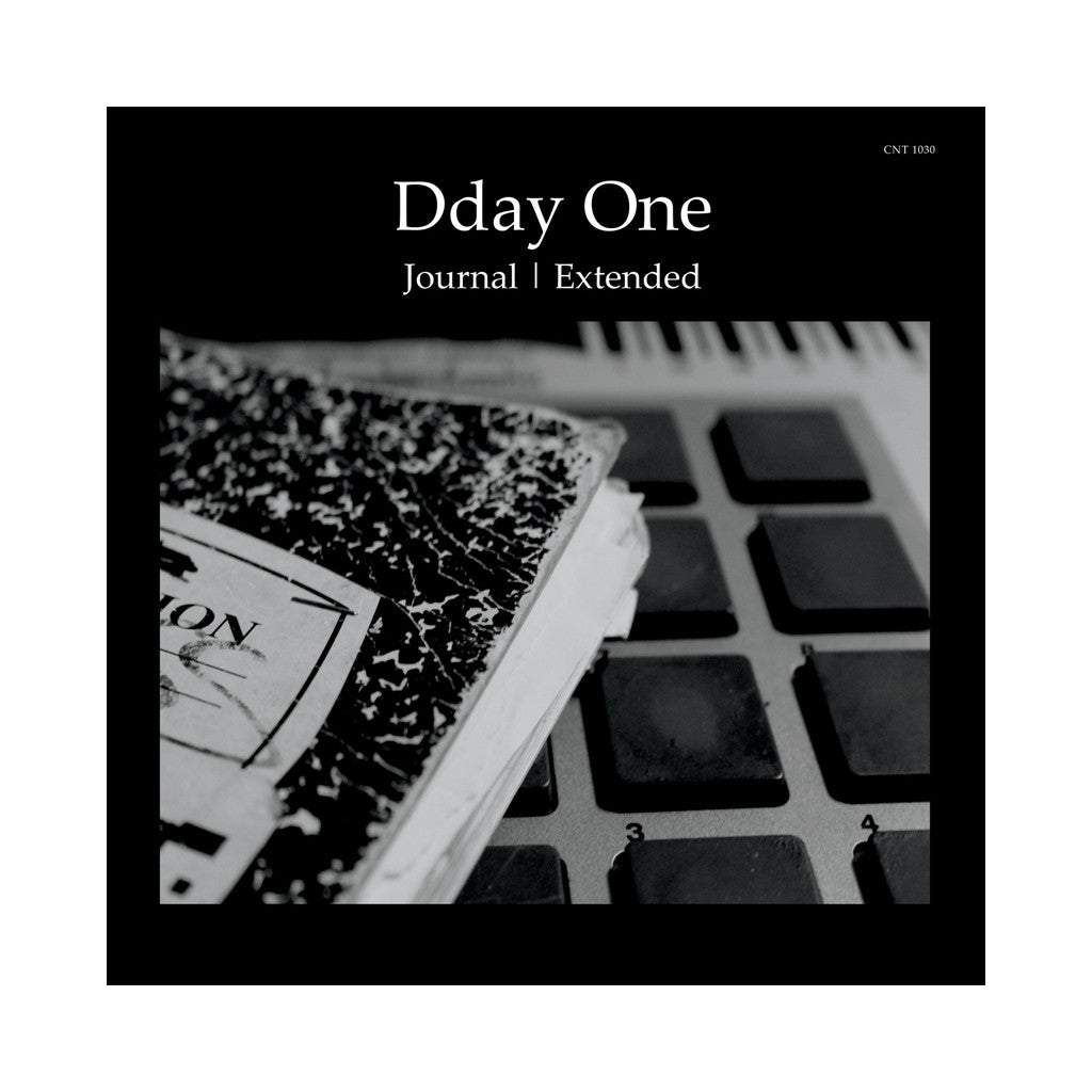 Dday One - 'Journal | Extended' [(Black) Vinyl LP]