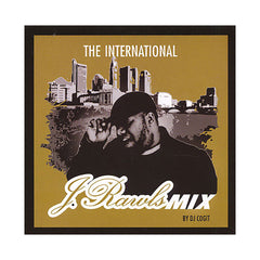 J. Rawls (Compiled By: DJ Cogit) - 'The International J. Rawls Mix' [CD]