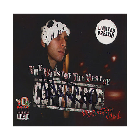 Copywrite - 'The Worst Of The Best Of Copywrite: Mixtape Vol. 1' [CD]