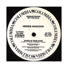 "<!--019800101014523-->Herbie Hancock - 'Stars In Your Eyes/ Stars In Your Eyes (Remix)' [(Black) 12"" Vinyl Single]"
