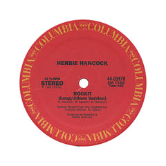 "Herbie Hancock - 'Rockit' [(Black) 12"" Vinyl Single]"