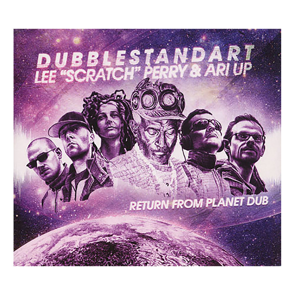 Dubblestandart, Lee Scratch Perry & Ari Up - 'Return From Planet Dub' [CD [2CD]]