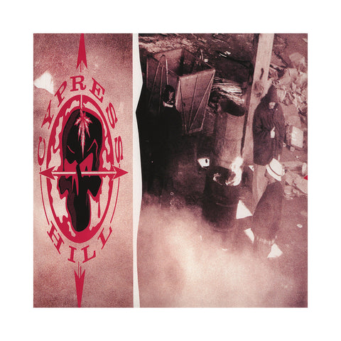"[""Cypress Hill - 'Cypress Hill' [(Black) Vinyl [2LP]]""]"