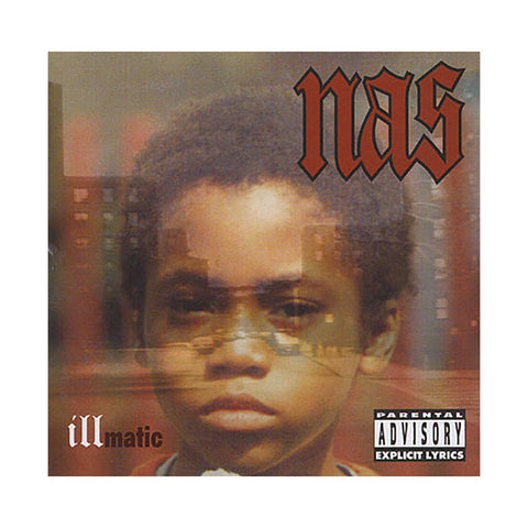 Nas - 'Illmatic' [CD]