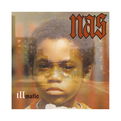 Nas - 'Illmatic' [(Black) Vinyl LP]