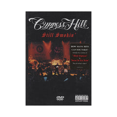 <!--019000101004083-->Cypress Hill - 'Still Smokin' (Live)' [DVD]