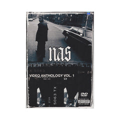 <!--020040330001975-->Nas - 'Video Anthology Vol. 1' [DVD]