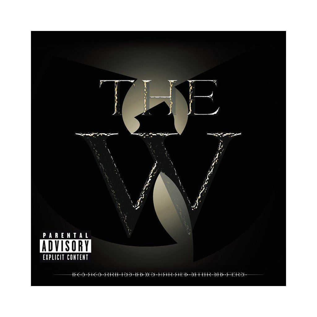 Wu-Tang Clan - 'The W' [CD]