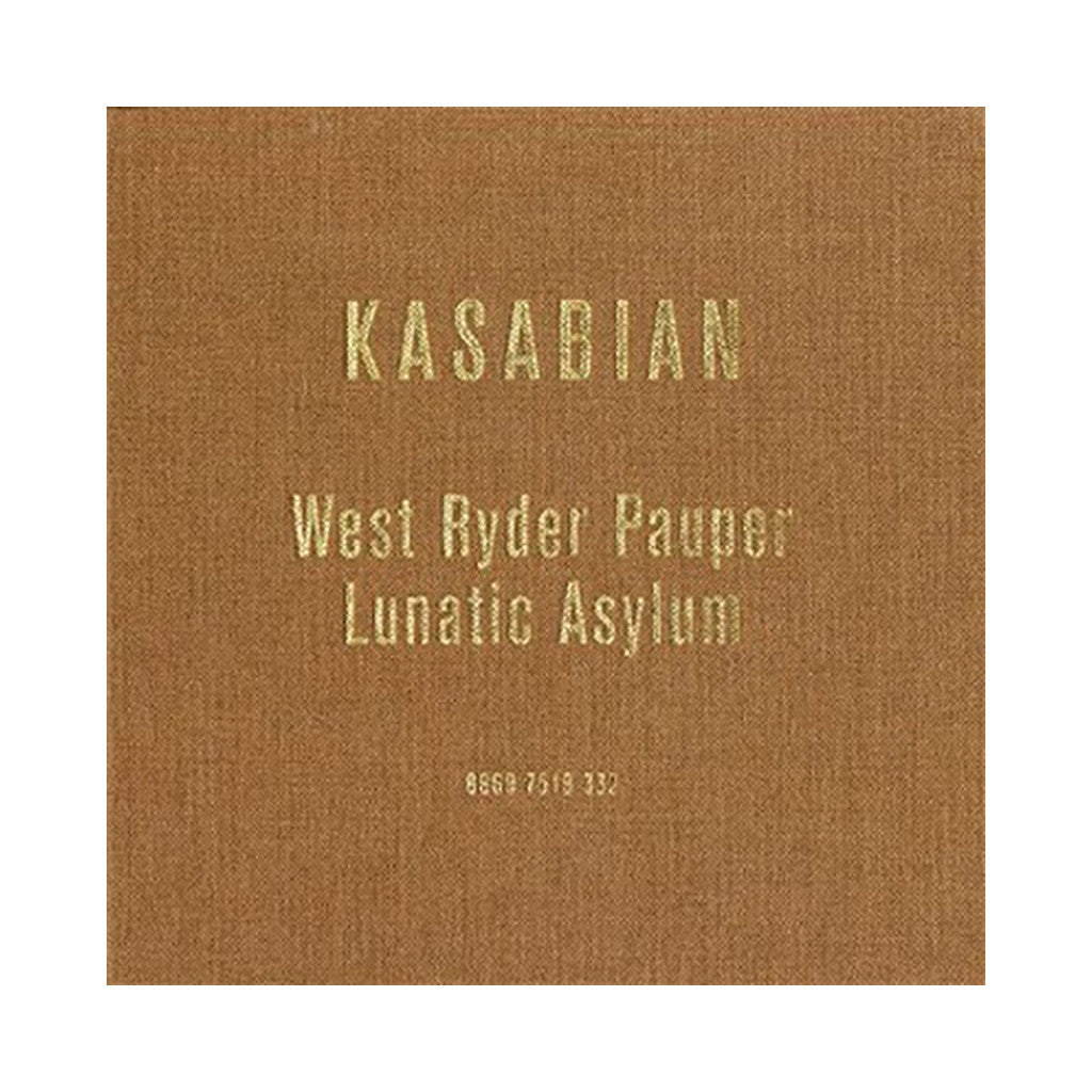 Kasabian - 'West Ryder Pauper Lunatic Asylum (Special Edition)' [CD]